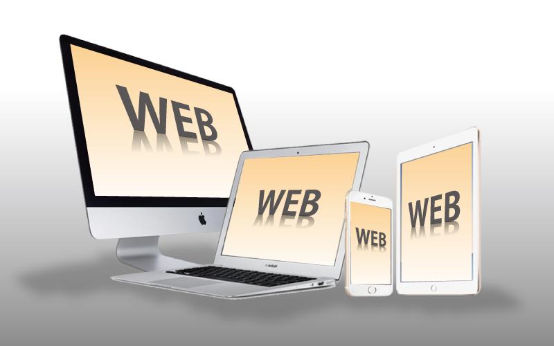 従来のホームページとレスポンシブウェブデザインの違いとは?